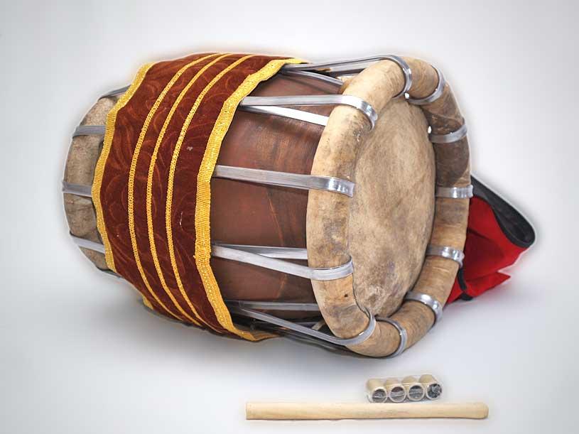 Tarang Indian Instruments: South Indian Thavil