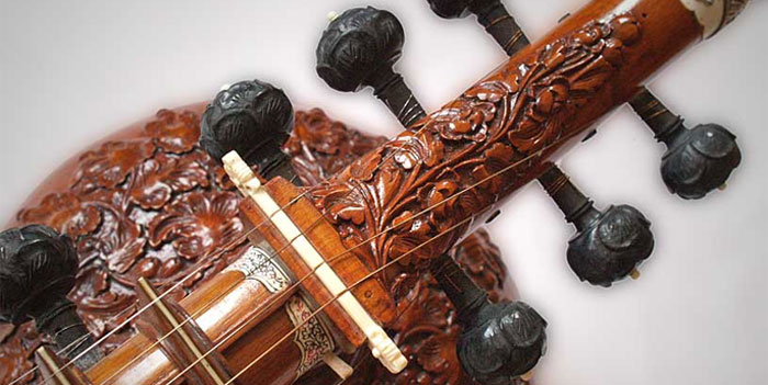 Indian instrument makers master the fine art of craftsmanship in perfection
