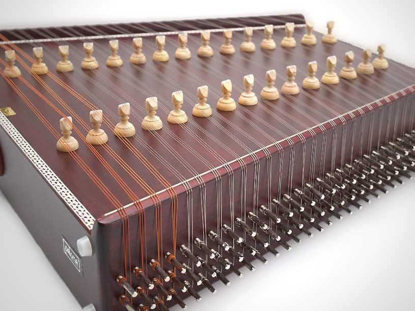 Tarang Indian Instruments: Santur (Santoor)
